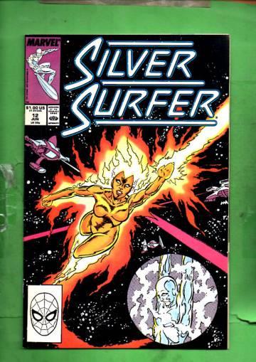 Silver Surfer Vol. 3 #12 Jun 88