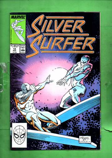 Silver Surfer Vol. 3 #14 Aug 88