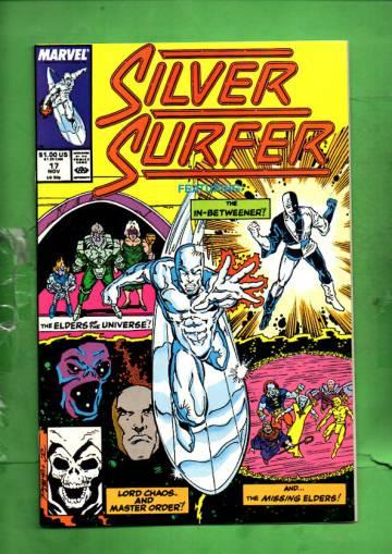 Silver Surfer Vol. 3 #17 Nov 88