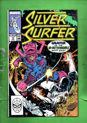 Silver Surfer Vol. 3 #18 Dec 88