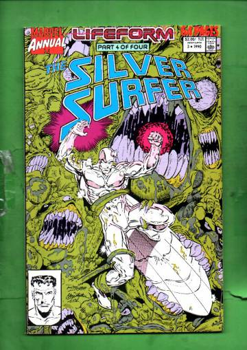 Silver Surfer Annual #3 90