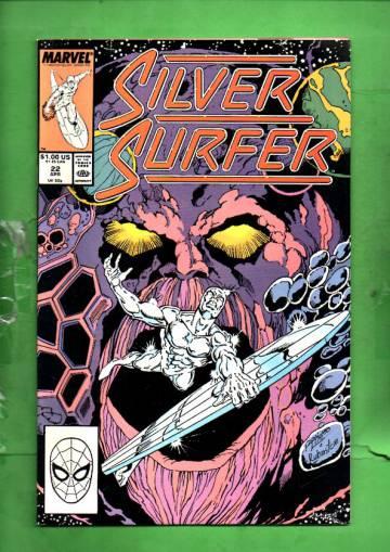 Silver Surfer Vol. 3 #22 Apr 89