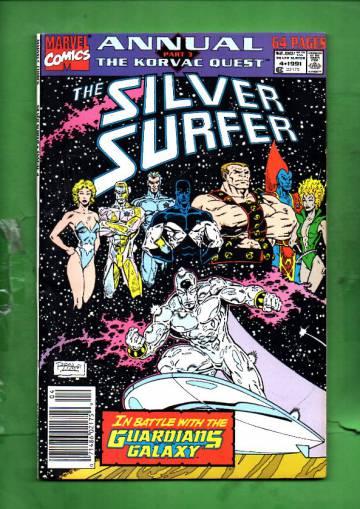Silver Surfer Annual #4 91