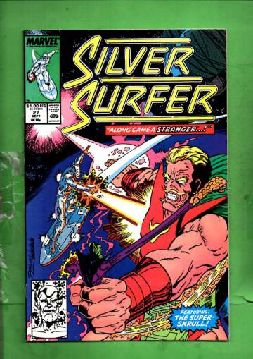 Silver Surfer Vol. 3 #27 Sep 89