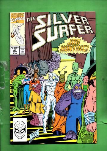 Silver Surfer Vol. 3 #41 Sep 90