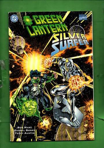 Green Lantern/Silver Surfer - Unholy Alliances