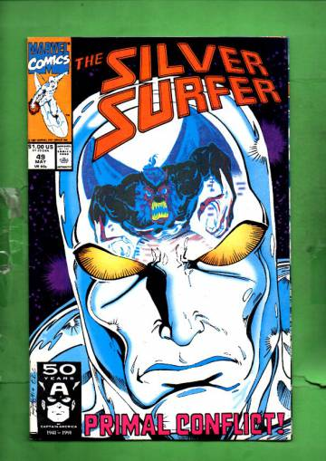 Silver Surfer Vol. 3 #49 May 91