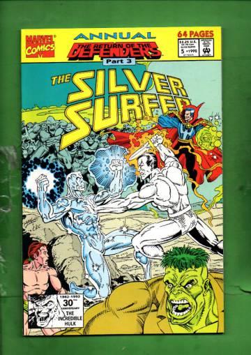 Silver Surver Annual #5 92