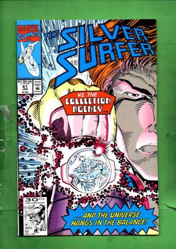 Silver Surfer Vol. 3 #61 Jan 92
