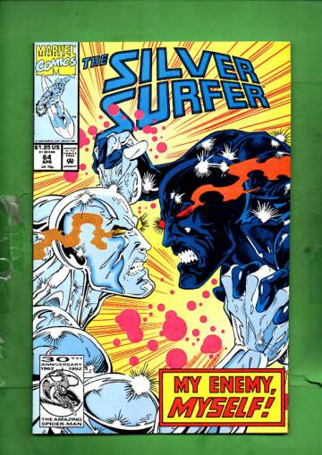 Silver Surfer Vol. 3 #64 Apr 92