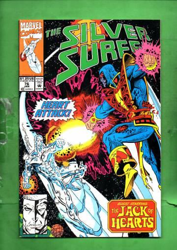 Silver Surfer Vol. 3 #76 Jan 93