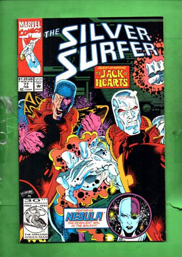 Silver Surfer Vol. 3 #77 Feb 93