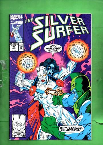 Silver Surfer Vol. 3 #79 Apr 93