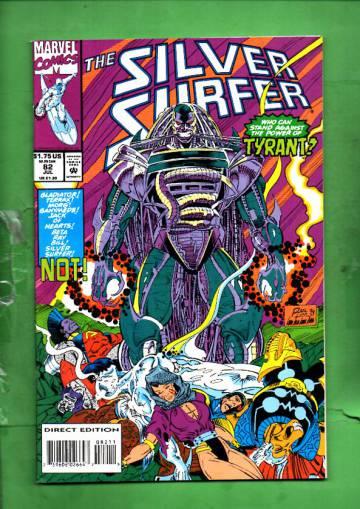 Silver Surfer Vol. 3 #82 Jul 93