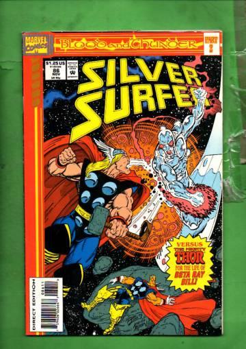 Silver Surfer Vol. 3 #86 Nov 93