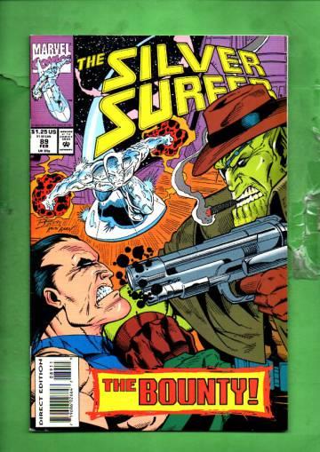 Silver Surfer Vol. 3 #89 Feb 94