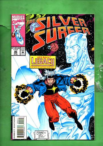Silver Surfer Vol. 3 #90 Mar 94