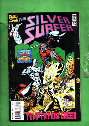 Silver Surfer Vol. 3 #97 Oct 94