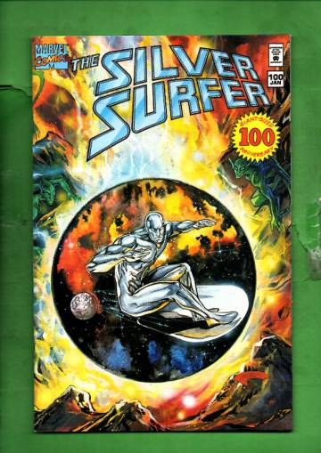 Silver Surfer Vol. 3 #100 Jan 95