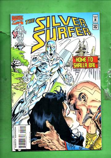 Silver Surfer Vol. 3 #101 Feb 95