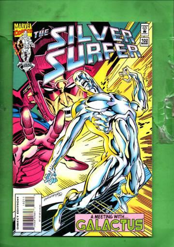Silver Surfer Vol. 3 #102 Mar 95