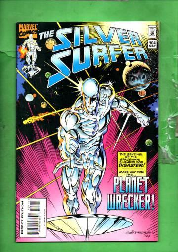 Silver Surfer Vol. 3 #104 May 95
