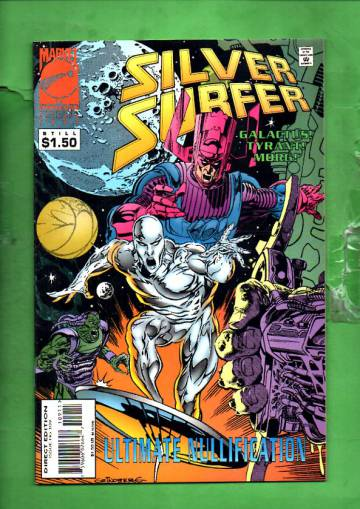 Silver Surfer Vol. 3 #109 Oct 95