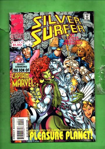 Silver Surfer Vol. 3 #110 Nov 95