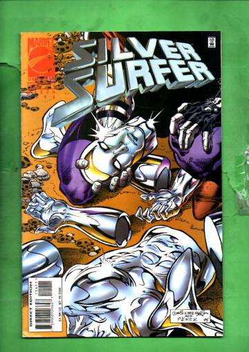 Silver Surfer Vol. 3 #114 Mar 96