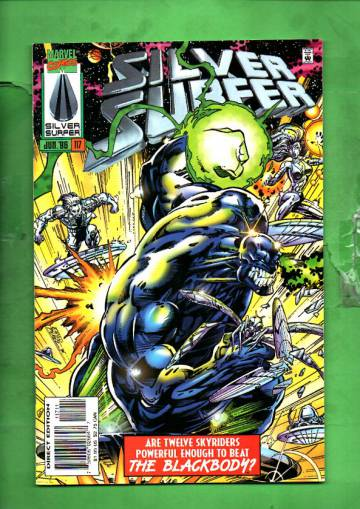 Silver Surfer Vol. 3 #117 Jun 96