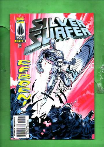 Silver Surfer Vol. 3 #118 Jul 96