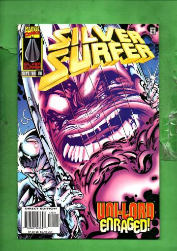 Silver Surfer Vol. 3 #120 Sep 96