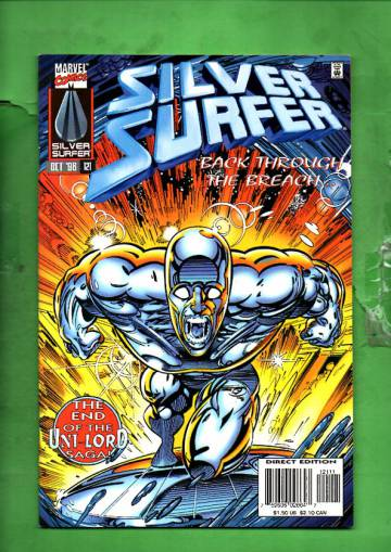 Silver Surfer Vol. 3 #121 Oct 96