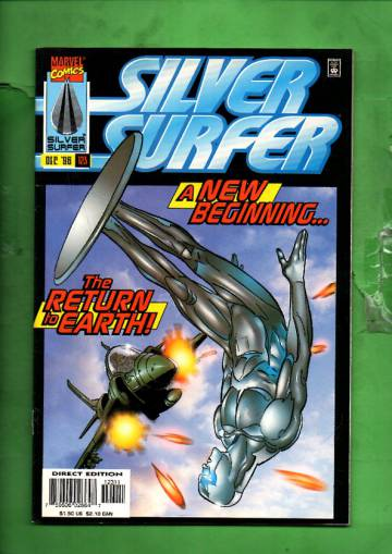 Silver Surfer Vol. 3 #123 Dec 96