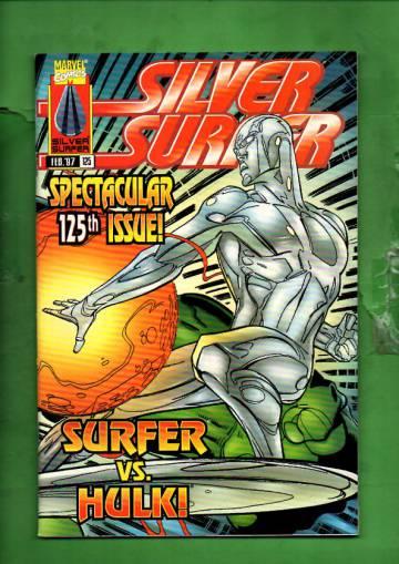Silver Surfer Vol. 3 #125 Feb 97