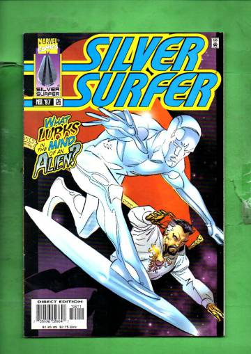 Silver Surfer Vol. 3 #126 Mar 97