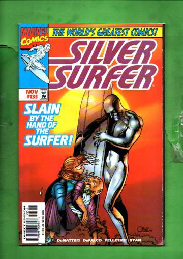 Silver Surfer Vol. 3 #133 Nov 97