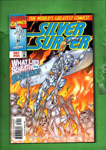 Silver Surfer Vol. 3 #134 Dec 97