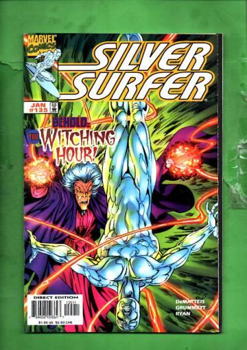 Silver Surfer Vol. 3 #135 Jan 98
