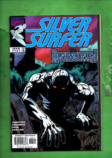 Silver Surfer Vol. 3 #137 Mar 98