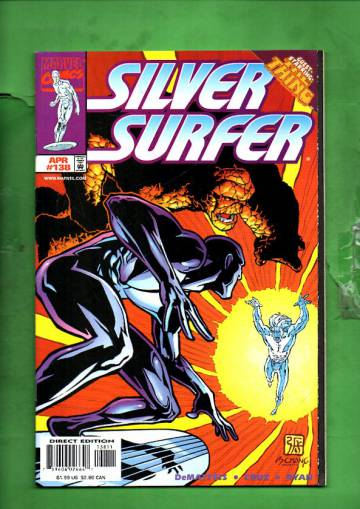 Silver Surfer Vol. 3 #138 Apr 98