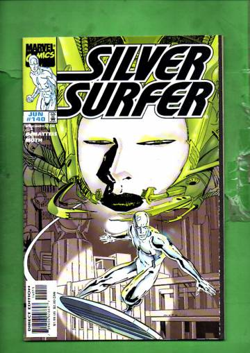 Silver Surfer Vol. 3 #140 Jun 98