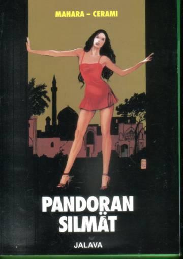Pandoran silmät