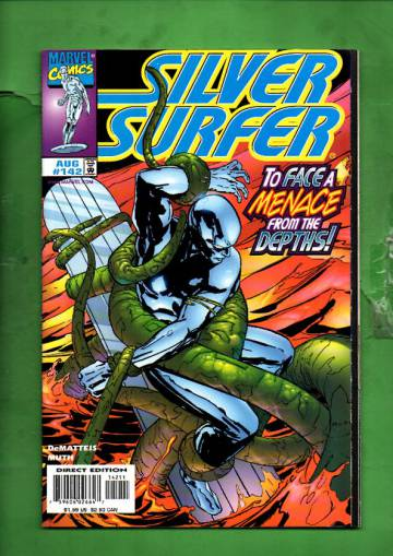 Silver Surfer Vol. 3 #142 Aug 98