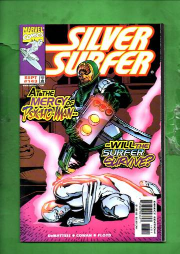Silver Surfer Vol. 3 #143 Sep 98