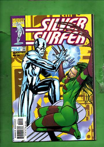 Silver Surfer Vol. 3 #144 Early Oct 98