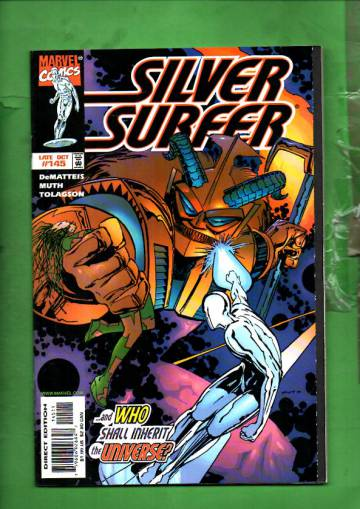 Silver Surfer Vol. 3 #145 Late Oct 98