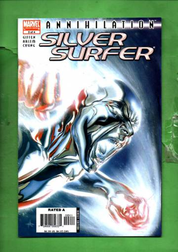 Annihilation: Silver Surfer #3 Aug 06