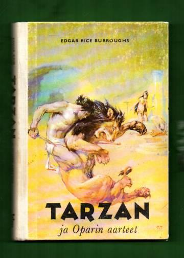 Tarzan 5 - Tarzan ja Oparin aarteet