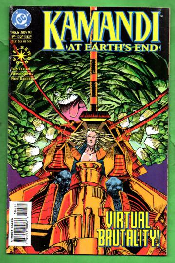 Kamandi: At Earth's End #6 Nov 93